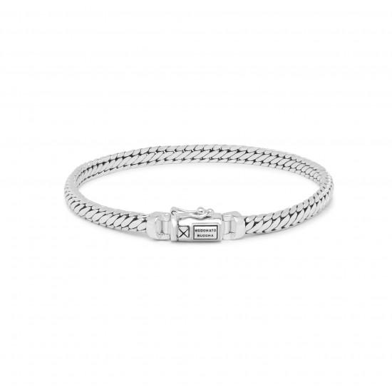 Buddha to Buddha J101-D Ben Mini Bracelet  Silver MAAT 18cm - 45761