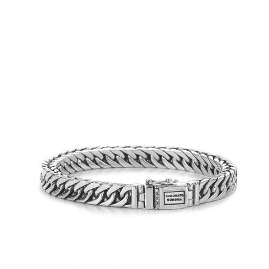Buddha to Buddha J157-F Esther xs Bracelet  Silver MAAT 21cm - 45399