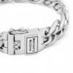 Buddha to Buddha J209-D Nathalie xs Bracelet Silver MAAT 18cm - 42361