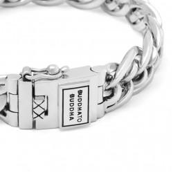 Buddha to Buddha J209-E Nathalie xs Bracelet Silver MAAT 19cm - 40923