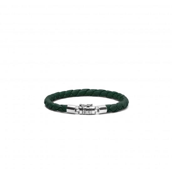 Buddha to Buddha J545SP-F Ben xs Round Leather Green MAAT 21cm - 44657