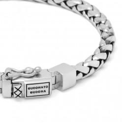 Buddha to Buddha J809-C+ George xs Bracelet Silver MAAT 17cm - 43636