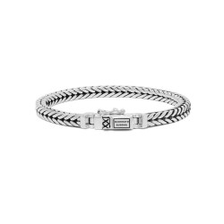 Buddha to Buddha J827-C Barbara xs Bracelet Silver MAAT 16cm - 42645