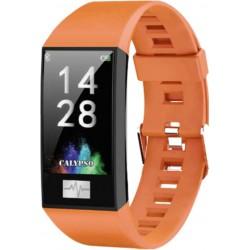 CALYPSO Smartime Watches Orange Fitness Tracker - 47429