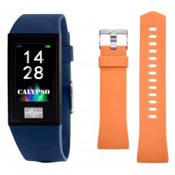 CALYPSO Smartime Watches Blauw Fitness Tracker - 47432