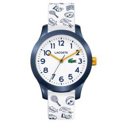 Horloge Lacoste Kinderen Donkerblauw & Wit - 47056