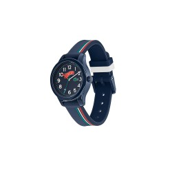 Horloge Lacoste Kinderen Blauw met Streepen - 40421