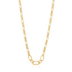ANIA HAIE Figaro Chain Necklace M - 46065
