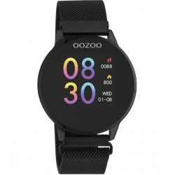 OOZOO Smartwatch 43 mm zwart Q00119 - 46934
