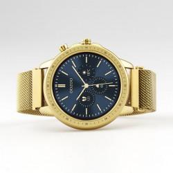 OOZOO Smartwatches 45 mm goudkleur Q00306 - 40400
