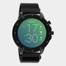 OOZOO Smartwatches 45 mm zwart Q00309 - 40407