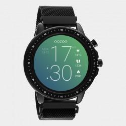 OOZOO Smartwatches 45 mm zwart Q00309 - 40407