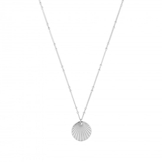 & anne Necklace Shell Zilver plating - 47617