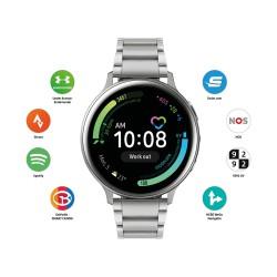 Samsung Special Edition Galaxy Smartwatch Active2  horloge 44mm 3 Horlogebanden - 46345
