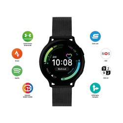 Samsung Special Edition Galaxy Smartwatch Active2  horloge 44mm 3 Horlogebanden - 46353