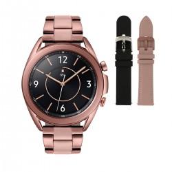 Samsung Special Edition Galaxy 3 Smartwatch Mystic Bronze 41mm met 3 Horlogebanden - 47025