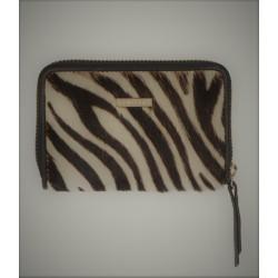 Lou Lou Essentiels Portemonnee Limited Edition Wild 081 Zebra - 47313