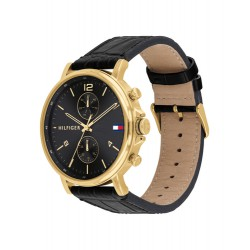 Tommy Hilfger Horloge Denim TH1710417 - 46008