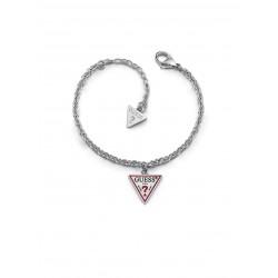 Guess Jewellery Bracelet L.A. Guessers 18.5cm zilverkleur - 46797