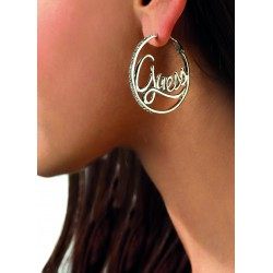 Guess Jewellery Earrings Authentics zilverkleur - 46819
