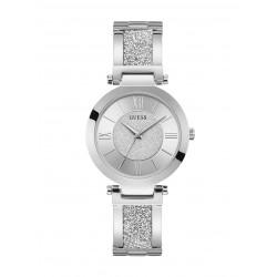 Guess horloge Aurora zilver W1288L1 - 46782